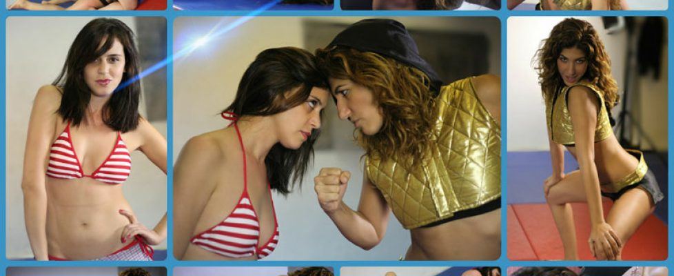 Jaslyn VS Jessica collagee